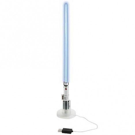 usb lightsaber lamp