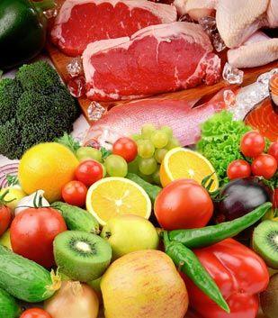Clasificación de los alimentos sin gluten