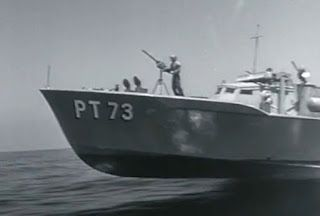 McHale's Navy PT 73. The show ran from 1962 to 1966 and starred Ernest Borgnine as Commander McHale.