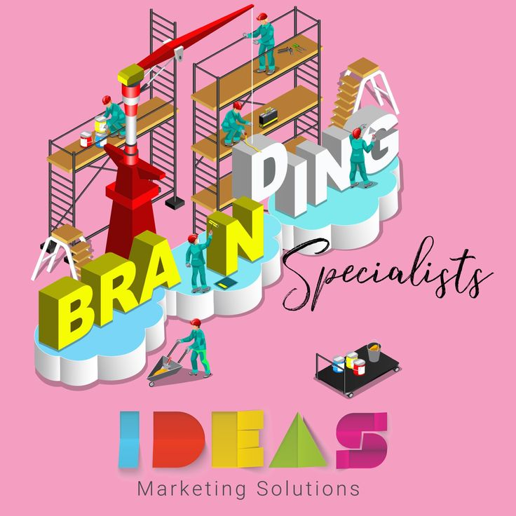 Branding Specialists. Talk to us today!!