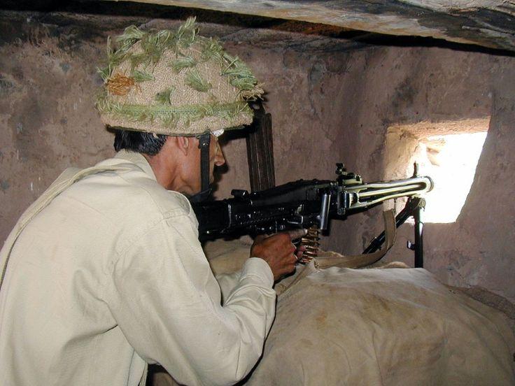 Indian cross-border fire kills seven Pakistani soldiers: military