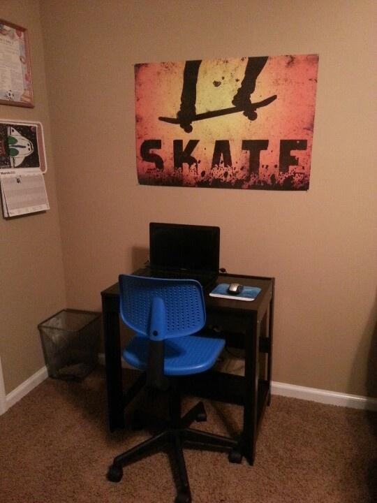 Skateboard Rooms best 25+ skateboard room ideas on pinterest   skateboard