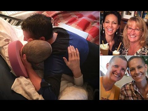Joey Feek says goodbye to Julie Zamboldi in final days of her cancer battle - YouTube