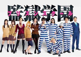 review, sinopsis, detail, pemeran dan trailer Drama Jepang Prisen School di dramafilasian