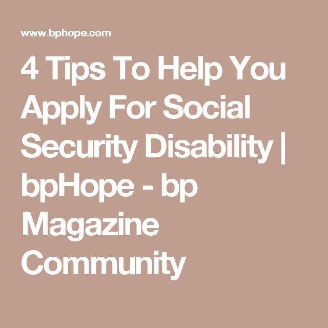 Getting Social Security Disability Benefits for Anxiety ...