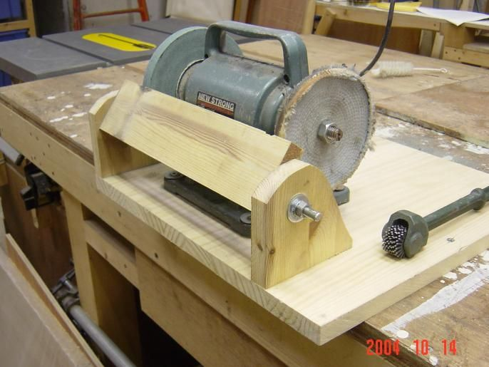 Bench Grinder Jig Bing Images Workshop Pinterest