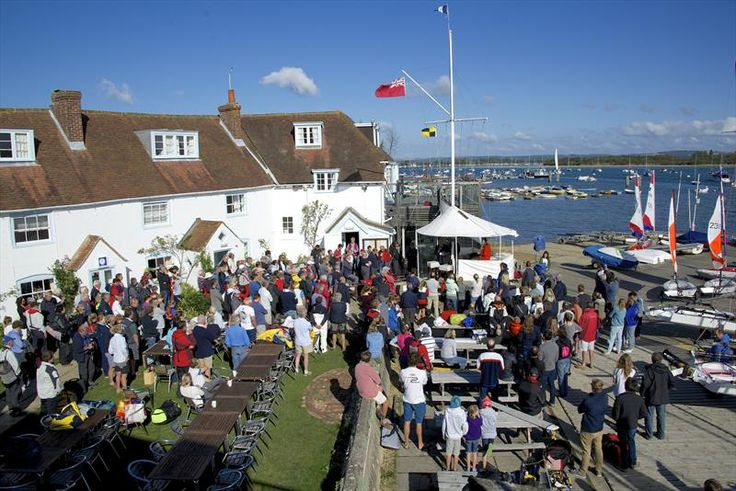 Experience sailing in Chichester Harbour