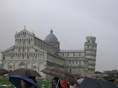 Catedral y Torre Inclinada de Pisa