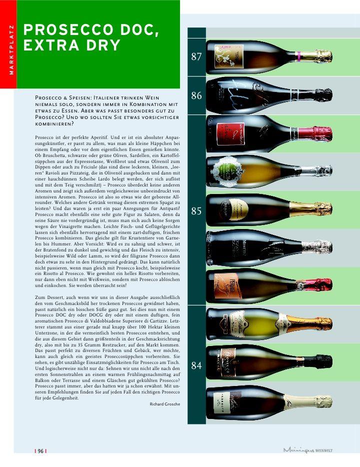 From Weinwelt 2013...Fili spumante Sacchetto