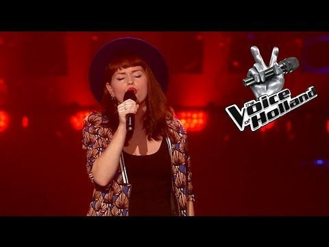 Jennie Lena – Who's Loving You (The Blind Auditions | The voice of Holla...