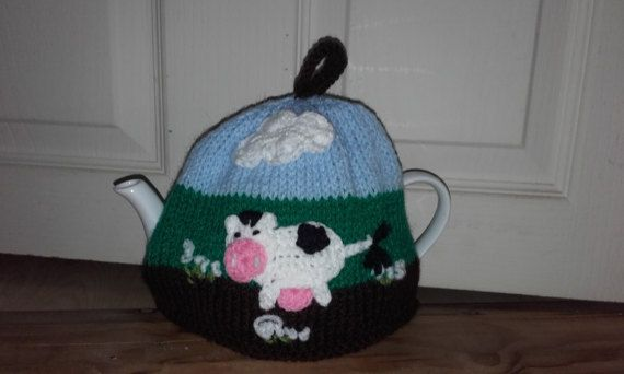 Check out this item in my Etsy shop https://www.etsy.com/uk/listing/492019811/knitted-tea-cosy-small-tea-cosy-cake-tea