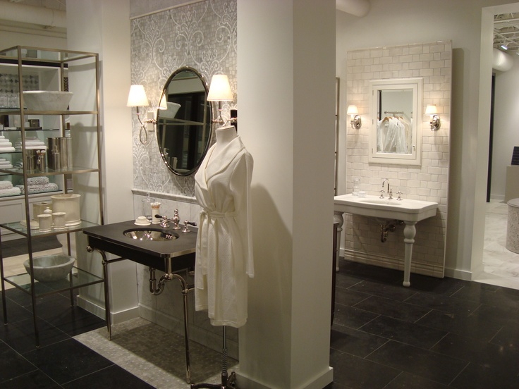 1000 images about waterworks showrooms on pinterest for Bathroom showroom chicago