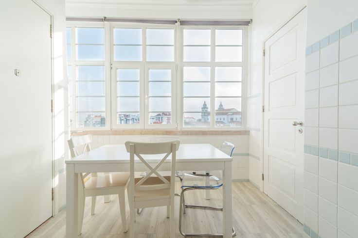 HomeLovers: kitchen with a view