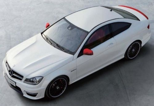 Mercedes-Benz C63 AMG | Japan Special Edition