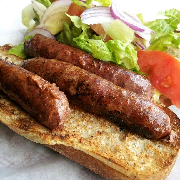 Algerian merguez sandwich at pomera bakery in chicago for Algerien cuisine