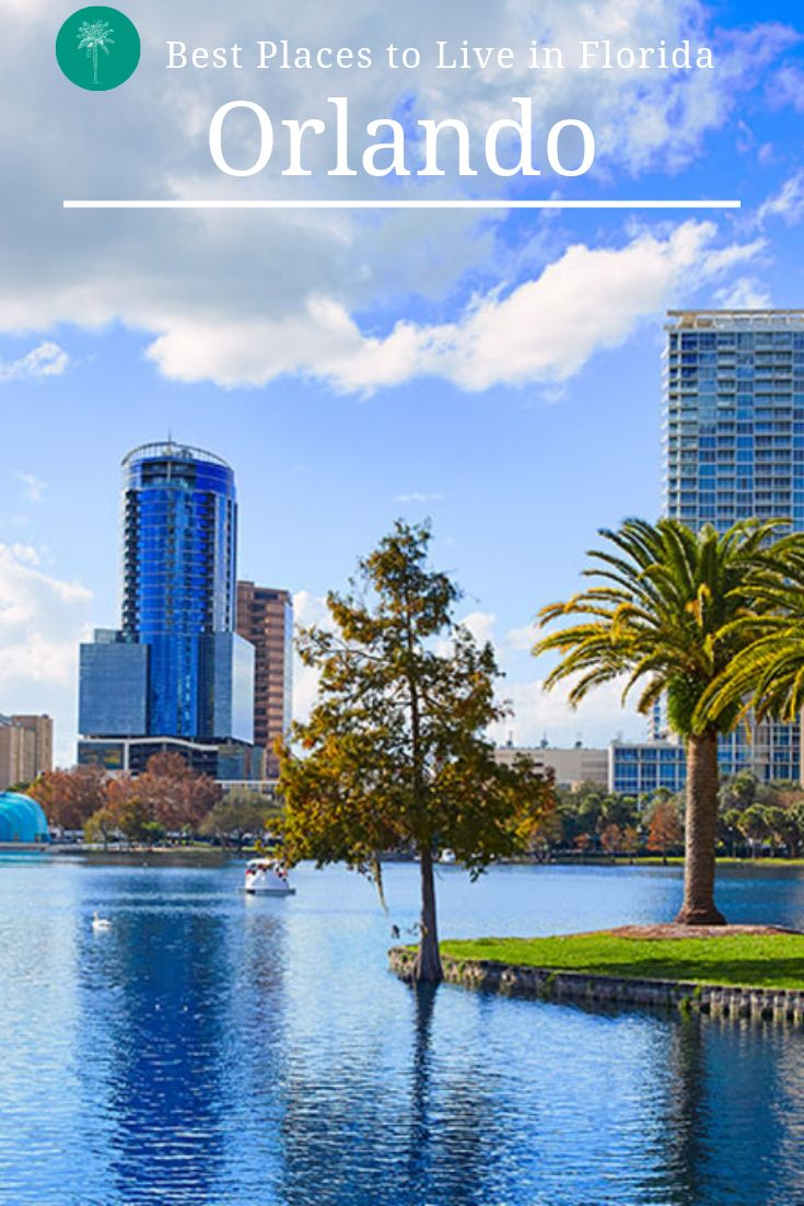 Situated in the heart of central Florida is Orlando