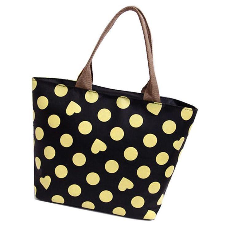 Polka Dot Mini Women's Tote bag