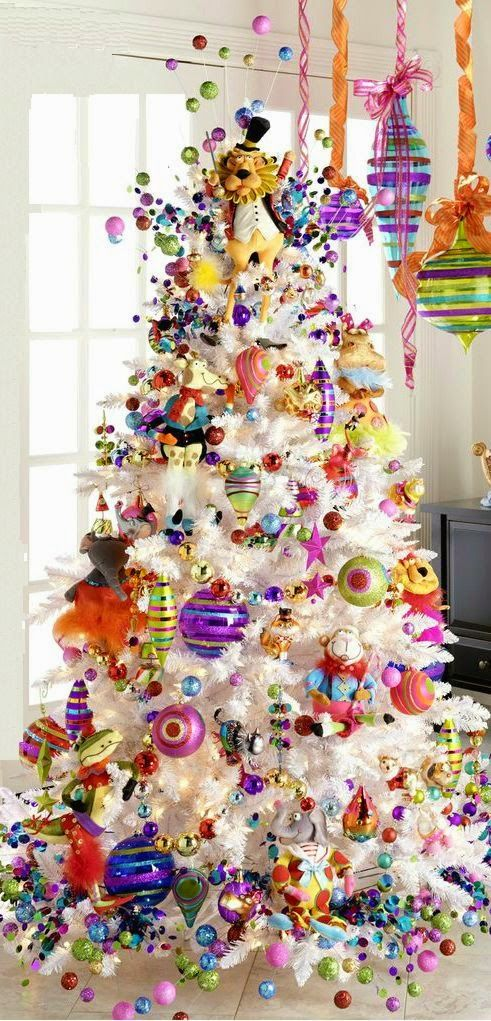 What a great tree! It's fun and beautiful, and is great!
