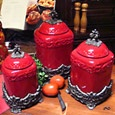 Just bought these for my new Kitchen! Canisters