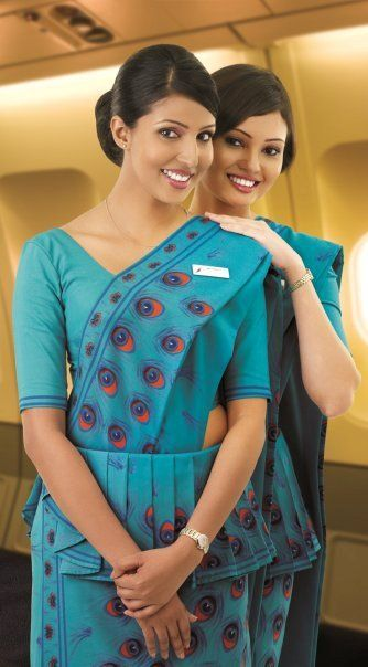 Sri lanka airline - Hostess