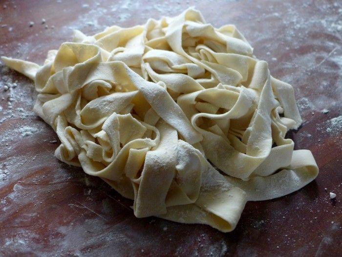 adventures with fresh pasta