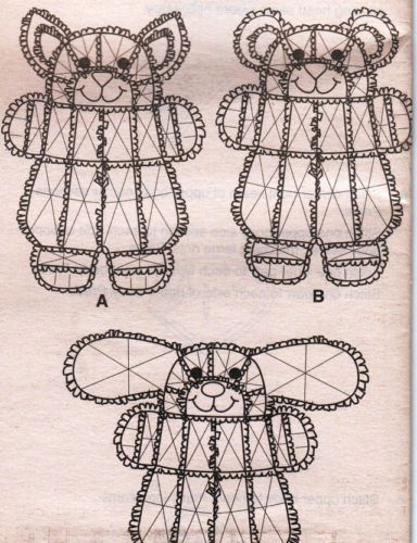 1516 best linda 39 s board images on pinterest crochet for Simplicity craft pattern 4993
