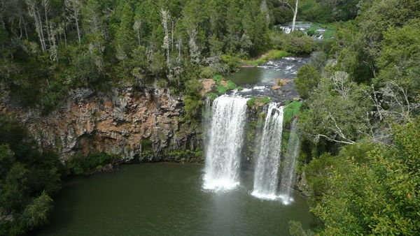 Breath-taking Dangar Falls