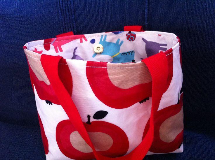 The toddler bag