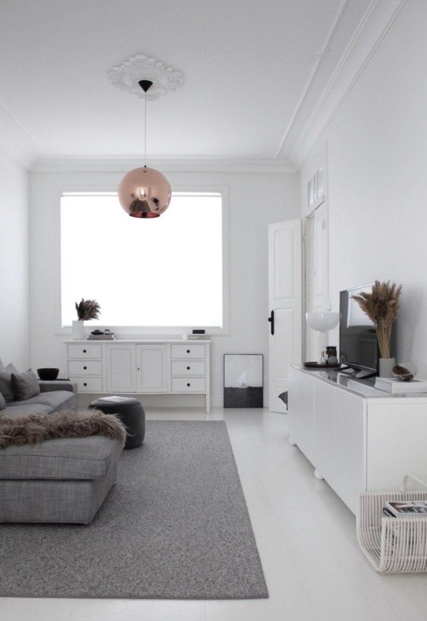Home Tour A Minimalist Scandinavian Style House In Portugal These Four Walls Minimalist Living Room Minimalist Living Room Design Modern Minimalist Living Room