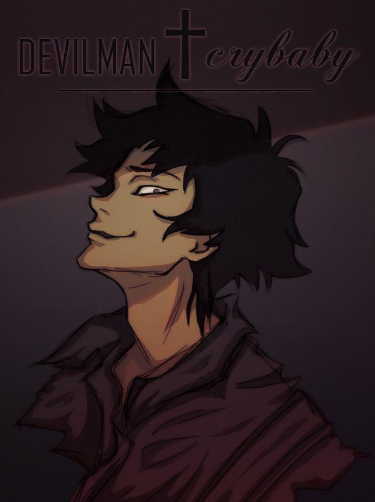 Akira Devilman Crybaby In 2020 Devilman Crybaby Cry Baby Akira