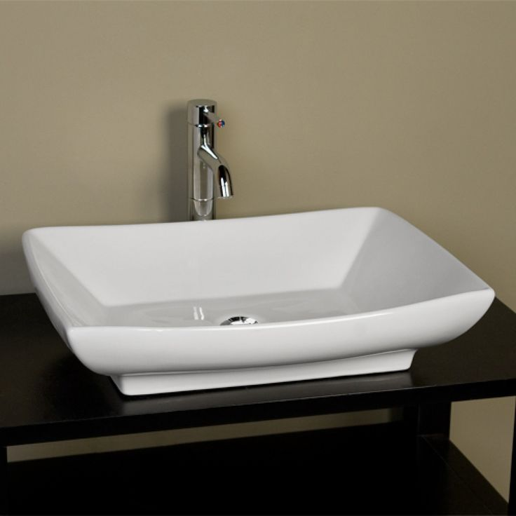 Best 25+ Rectangular bathroom sinks ideas on Pinterest | Sink with ...