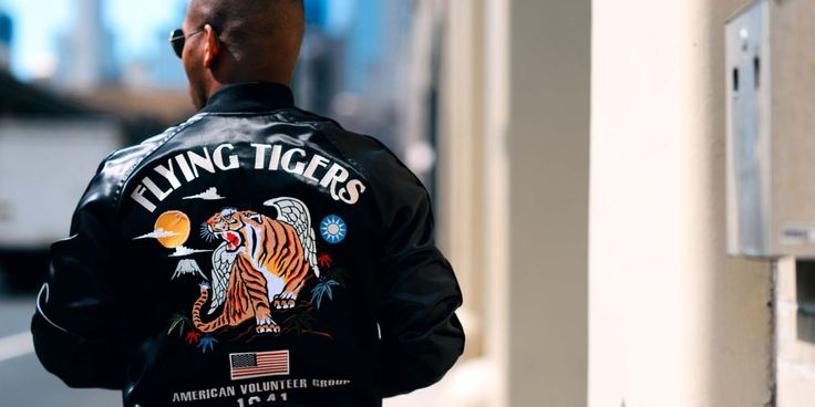 #AMW Why 2016 Is Officially the Year of the Bomber Jacket