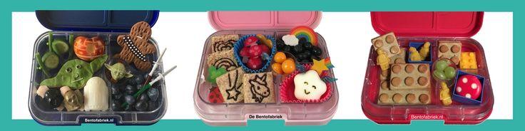 Met bento maak je gezonde maaltijden aantrekkelijk voor jouw kieskeurige eter. Bento lunch accessoires en benodigdheden. Groot assortiment Yumbox bentobox.