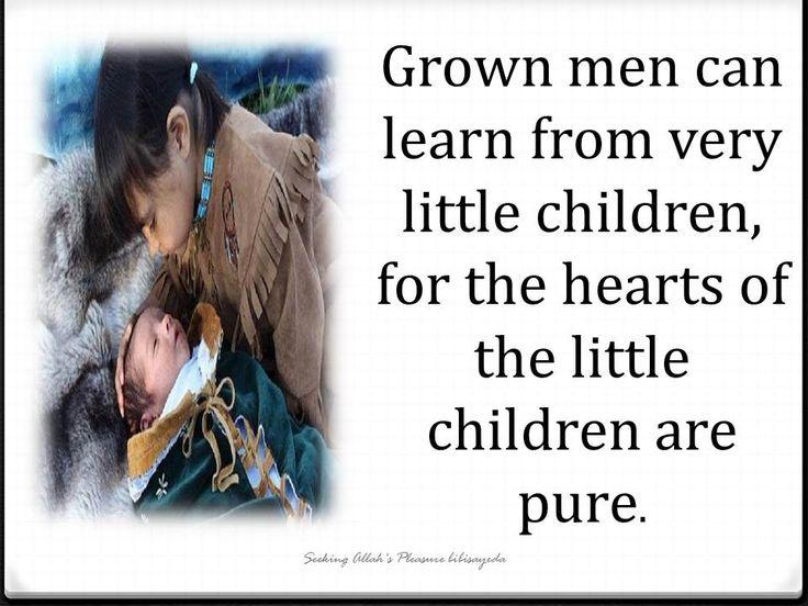 children are pure