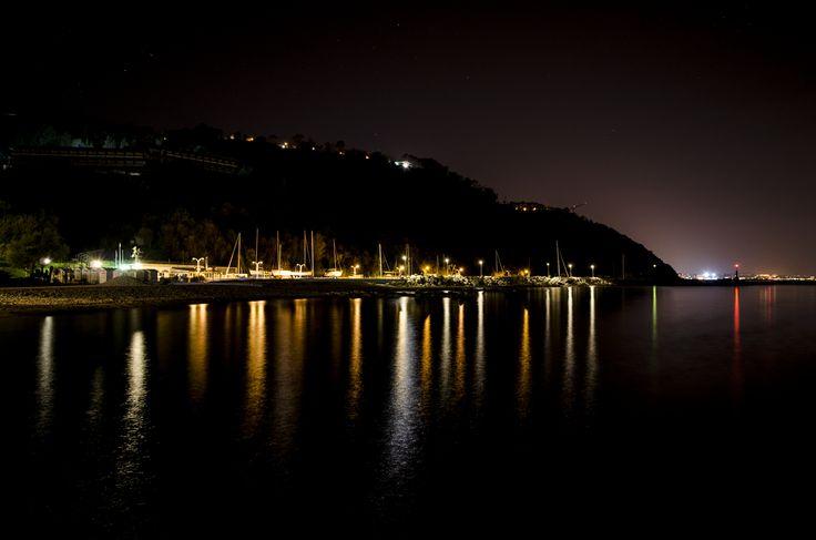gabicce #lights #mirror #gabicce #destinazionemarche #hotelacrux