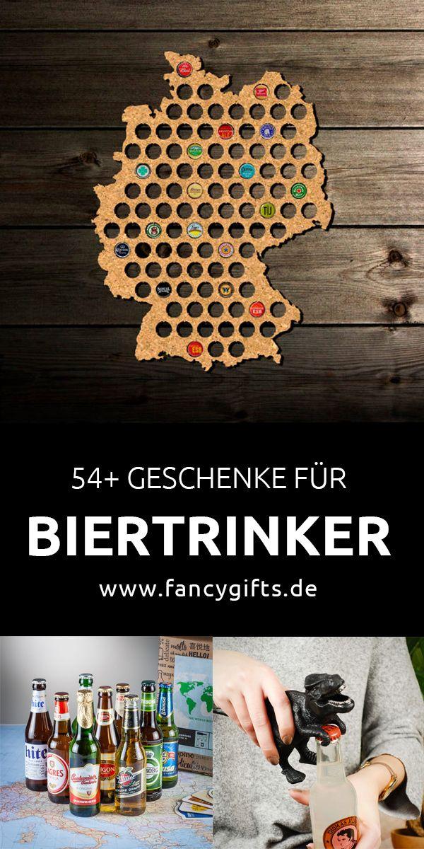 58 besondere Geschenke für Biertrinker