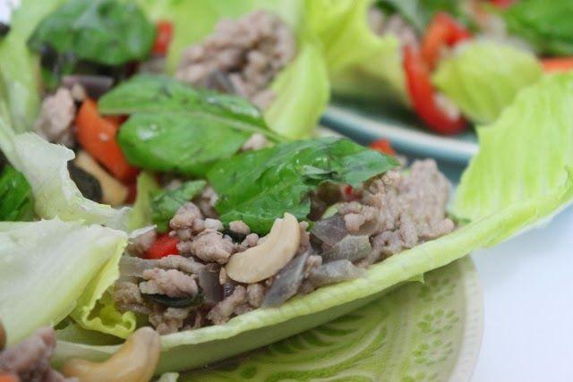 More than Words: Thai Larb Salad