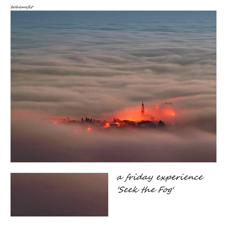 friday experience 'Seek the Fog' #bohemefit ☾