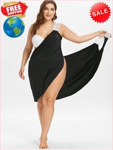 4467f9d795 Best Prices Plus Size Lace Wrap Cover Up Dress 2221376 j57ZmJlbEOMP082BAeFf Cheap  Sale @RoseGal.com