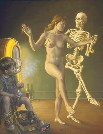 Elisandre - L'Oeuvre au Noir: Danse Macabre