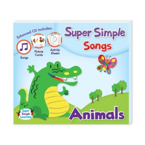 28 best music cds images on pinterest super simple baby books and animal songs for kids cd includes simple fun animal songs flashcards worksheets and karaoke versions fandeluxe Images