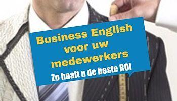 Een cursus Business English voor uw medewerkers moet vooral de mondelinge- en schriftelijke vaardigheden in het Engels verbeteren. Wij laten u zien hoe je dat het beste doet. Blog van SR training zakelijk Engels.