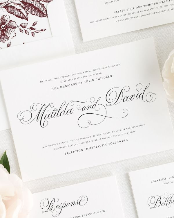 High End Elegant Wedding Invitations: 1000+ Ideas About Luxury Wedding Invitations On Pinterest