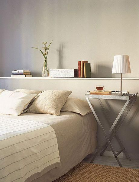 Cabeceros de obra para tu dormitorio | Decorar tu casa es facilisimo.com