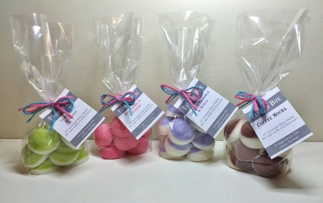 10 Large 'Pick Your Own' Soya Wax Melts £4.00
