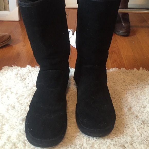 ce08cb3c1ec Tall Ugg Boots With Side Zipper