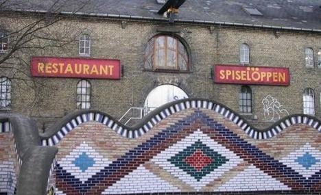 Spiseloppen, Copenhagen, Denmark