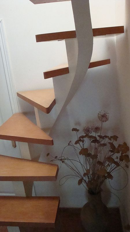 Best 4 Muufi Com Flickr Space Saving Staircase Tiny 400 x 300