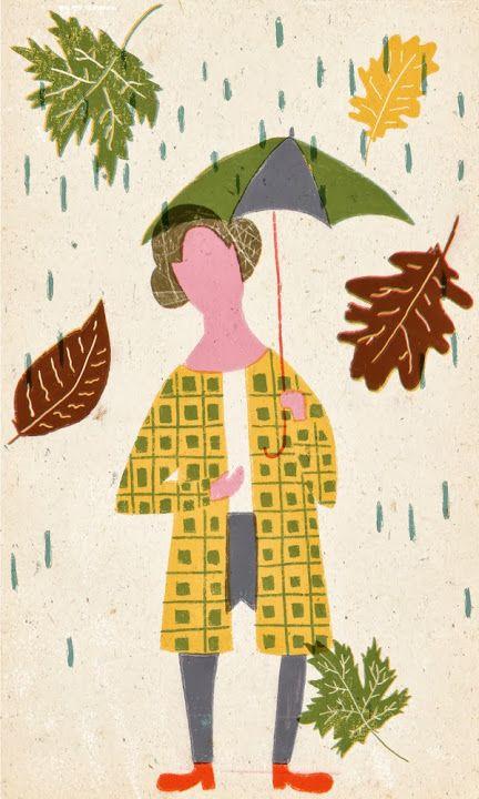 Pinzellades al món: Un passeig en la tardor / Un paseo en otoño / A walk in autumn   Barbara Dziadosz.
