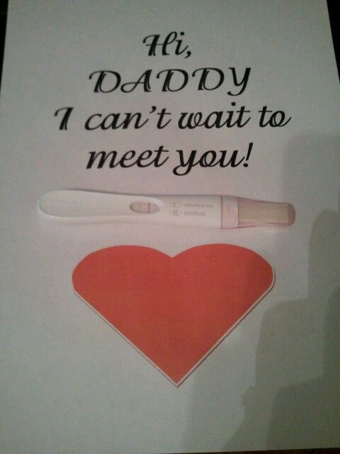My pregnancy announcement to Cory. Our baby was too beautiful for earth <3 ready for baby number#2